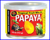 Корм Zoo Med Tropical Fruit Mix-ins Papaya 113 г.